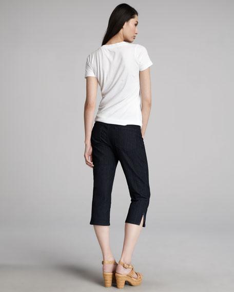 Joan Cropped Pants, Petite
