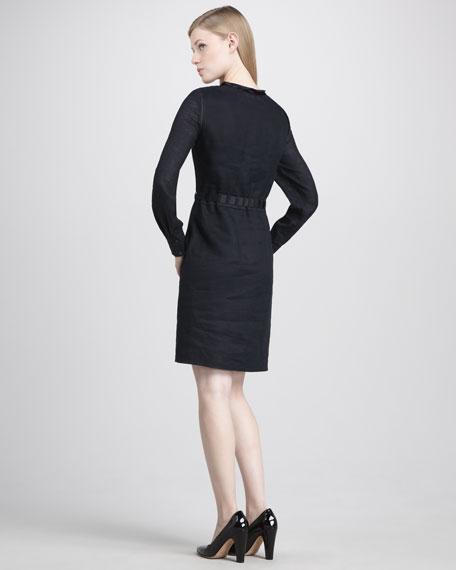 Jennifer Eyelet Dress