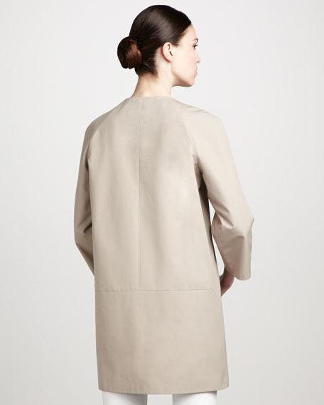 Canvas Coat