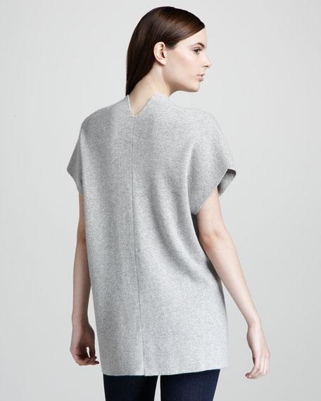 Open Knit Vest