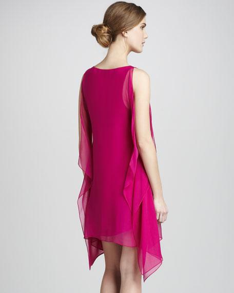Brin Sleeveless Kimono Dress