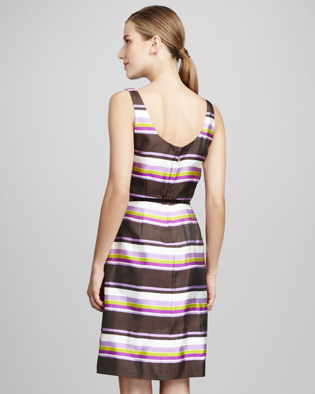 Martie Striped Dress