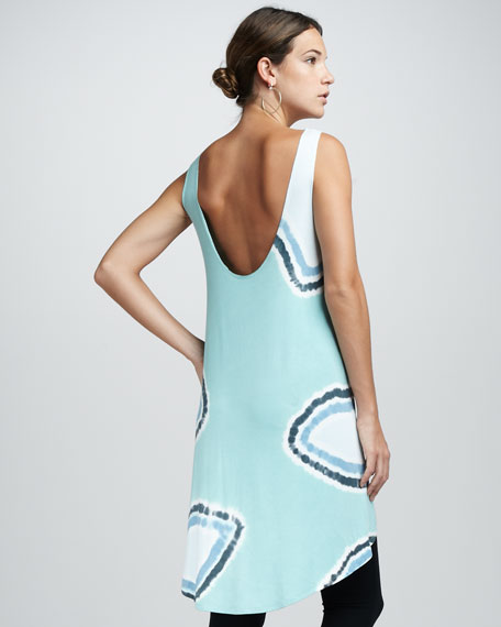 Lily Pad Beachy Tank Dress