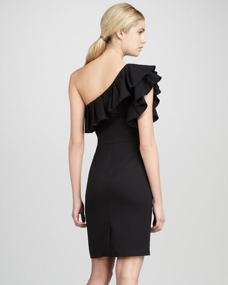 Isabelle II One-Shoulder Dress