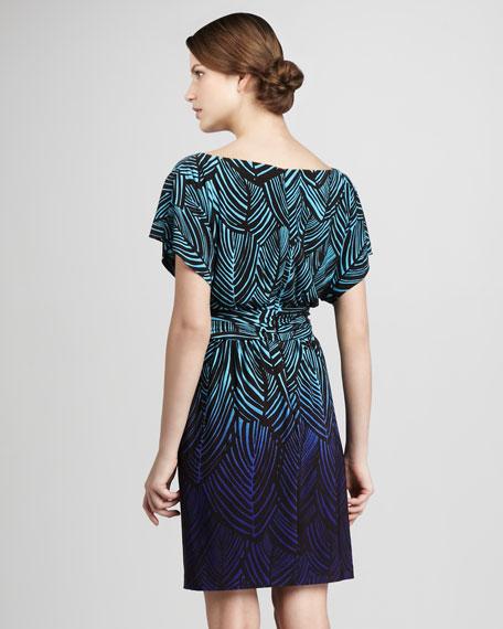 Yadva Printed Dress