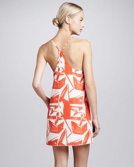 Fierra Printed Dress
