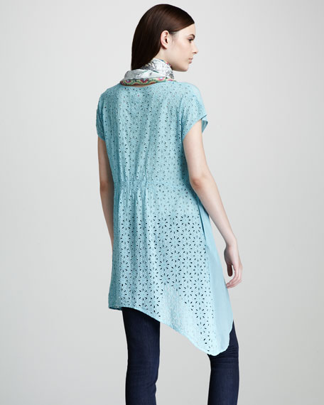 Long Asymmetric Tunic, Women's