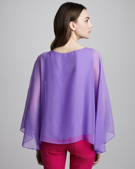 Hillary Trapeze Top