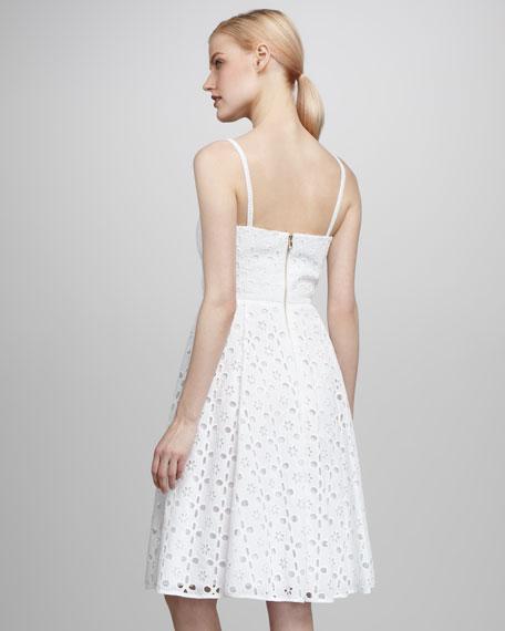 Joanne Eyelet Dress