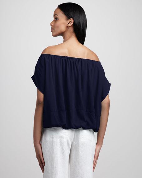 Nellena Off-the-Shoulder Blouse