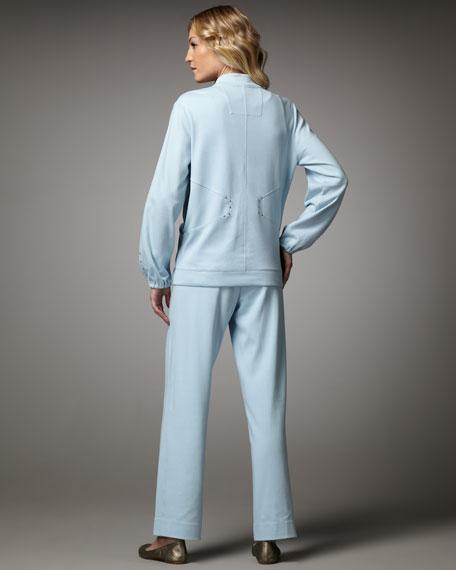 Studded Pants, Petite