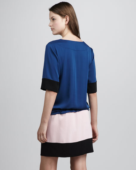 Koemi Colorblock Dress