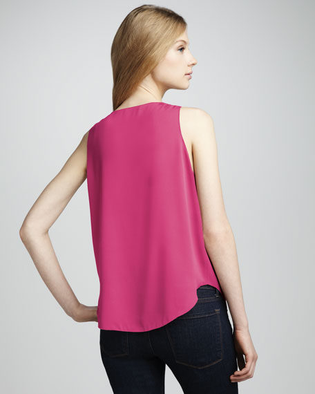 Lucy Trapeze Top