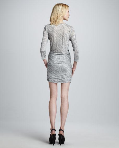 Jazmyn Printed Dress