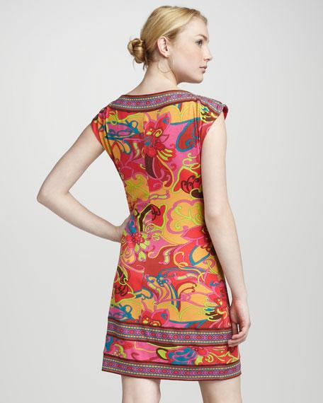 Short-Sleeve Felana Dress