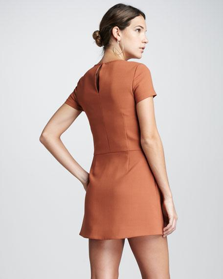 Horta Short-Sleeve Dress