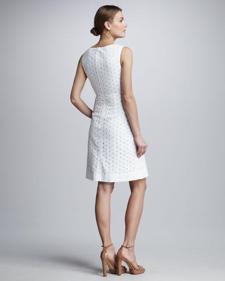 Carpreena Eyelet Dress