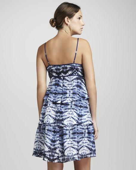 Twilight Tie-Dye Dress