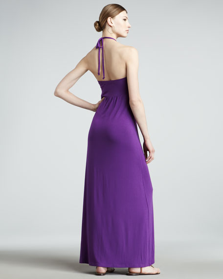 Tie-Neck Maxi Dress (CUSP Top Seller!)