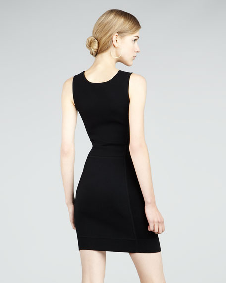 Dani Crepe Dress