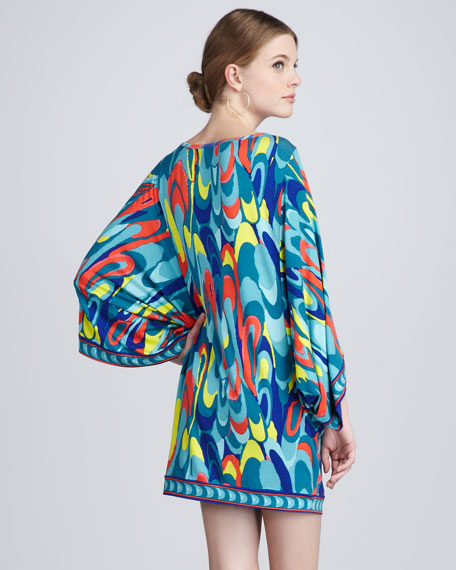 Casablanca Printed Dress