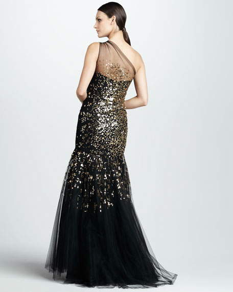 Tulle Stardust Gown