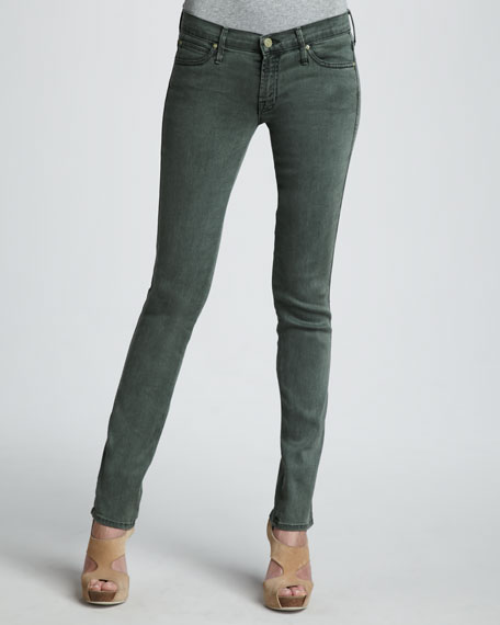 Rascal Pop Fantasy Forest Straight-Leg Jeans