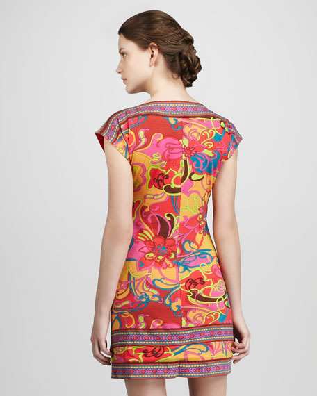 Felana Madagascar Knit Dress