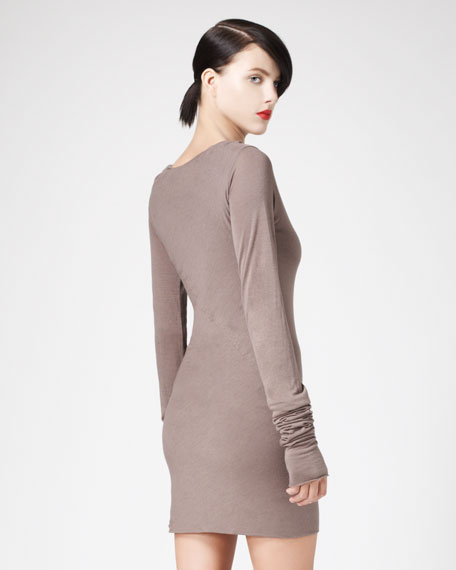 Double-Layer Dress