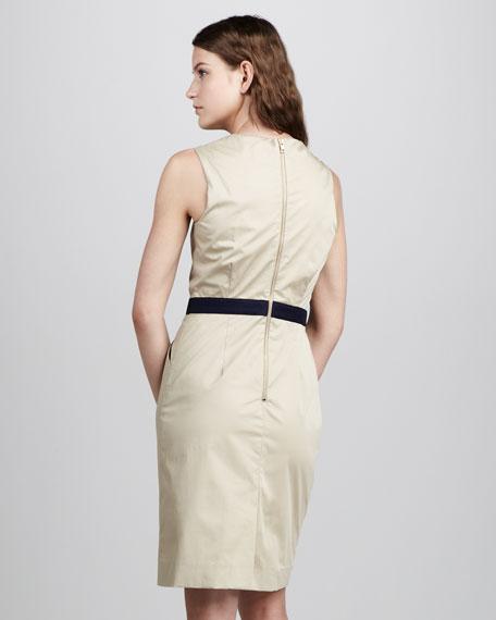 Ring-Belt Dress