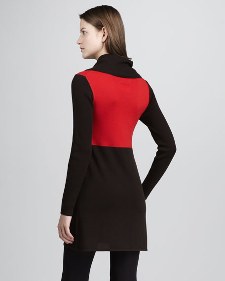 Cheyla Colorblock Dress