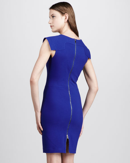 Slim-Fitting Dress