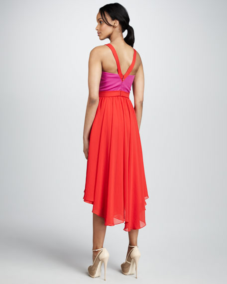 Francis Colorblock Dress