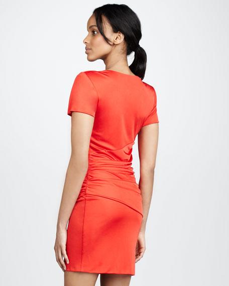 Velma Draped Dress