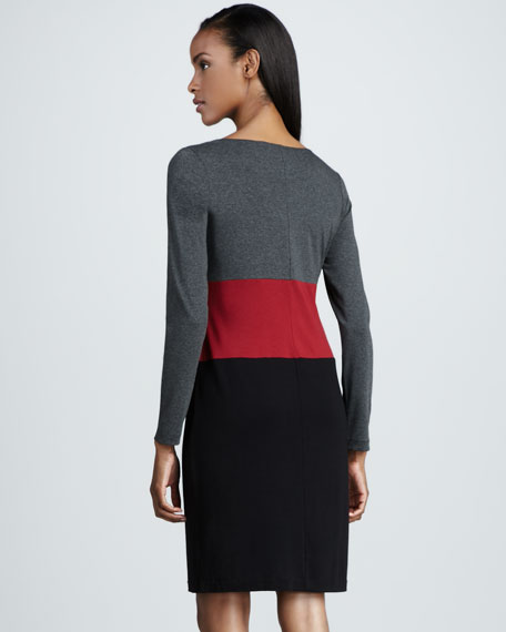 Colorblock Dress, Women's