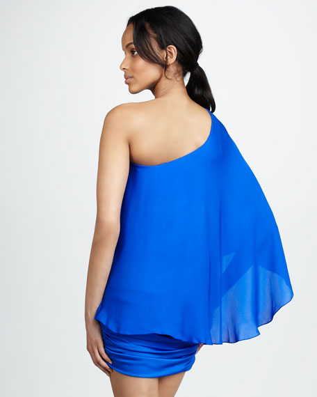 Candill One-Shoulder Dress