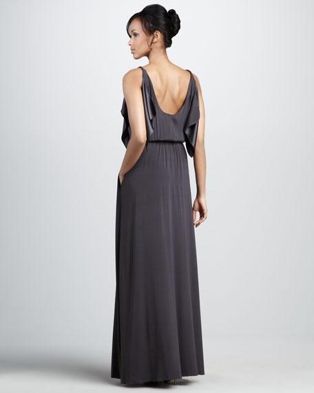 Adams Silk Maxi Dress