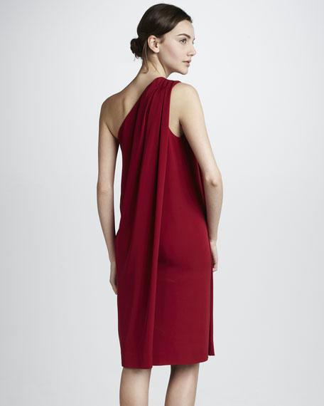 Liluye One-Shoulder Dress