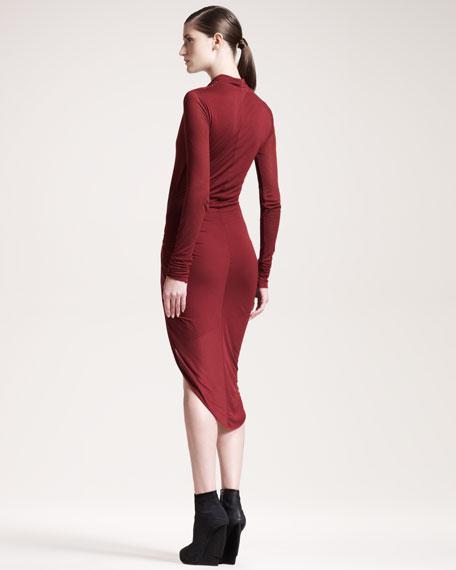 Slack Jersey Dress