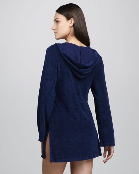 Hooded Terry Coverup