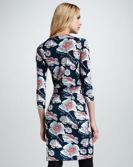 Sheila Printed Dress
