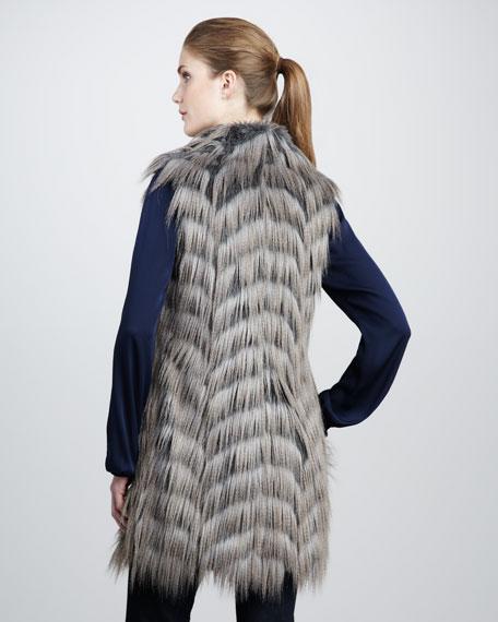 Marianne II Faux-Fur Vest