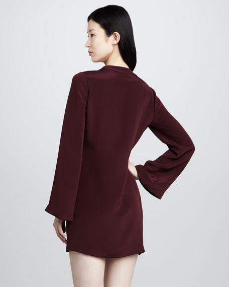 Brigette Silk Dress