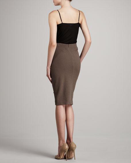 Fixed Swirl Skirt