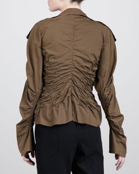 Romantic Shirt Jacket