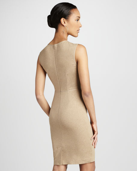 Myrna Fitted Dress