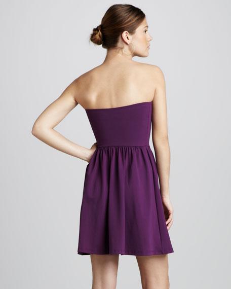 Natalie Strapless Dress