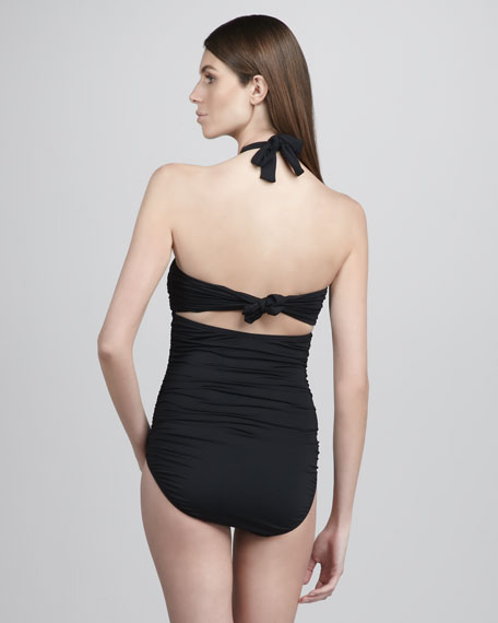 Key West Ruched One-Piece