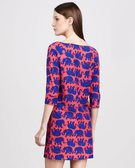 Cassie Elephant Dress