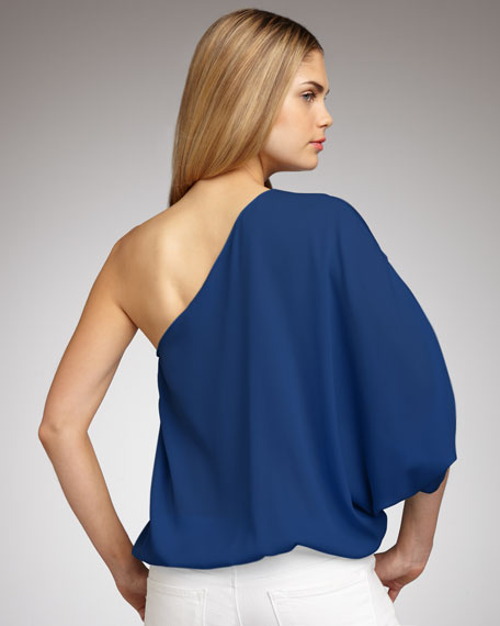 Lola One-Shoulder Top